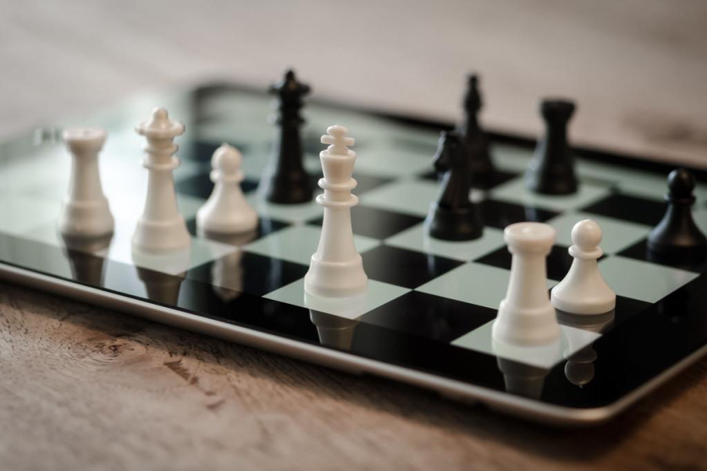 Spil skak online og spil mod hele verden